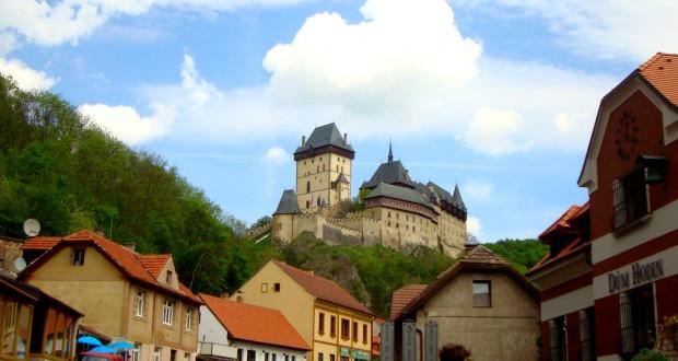 Замок Карлштейн (Karlštejn)