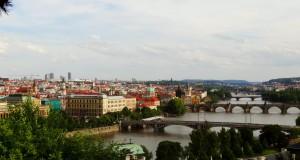 Смотровые площадки Праги