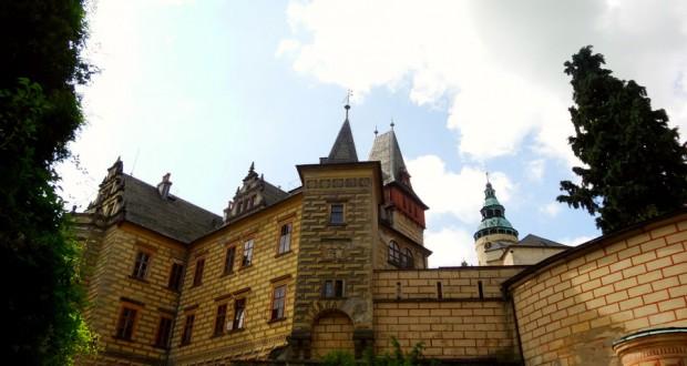 Замок Фридлант (Zámek Frýdlant)
