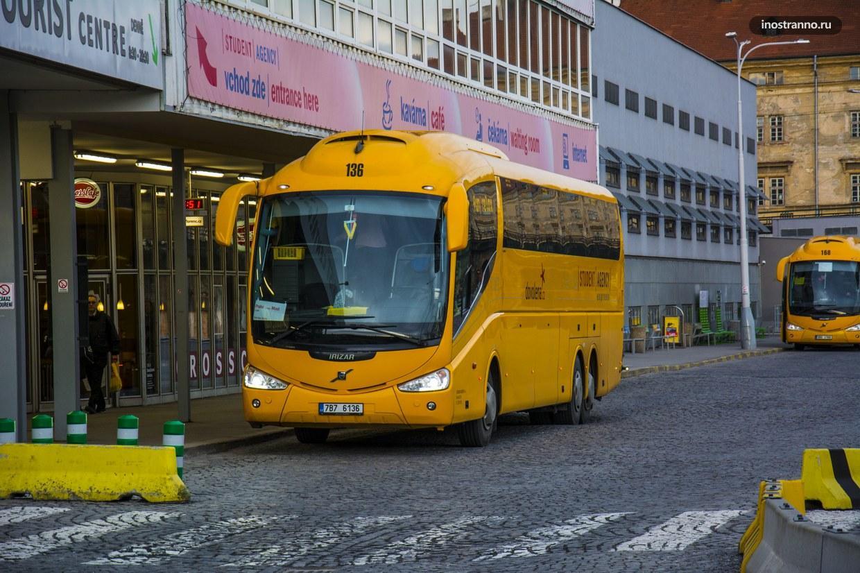 Автобус в чехию через словакию горные лыжи словакия
