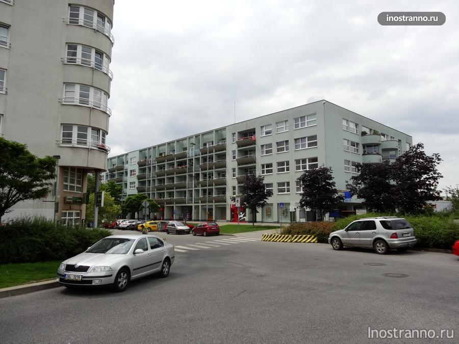 недвижимость в Праге