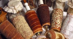 Чешский трдельник — лакомство для сладкоежек