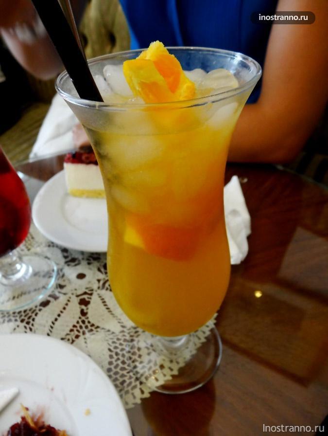 лимонад в будапеште