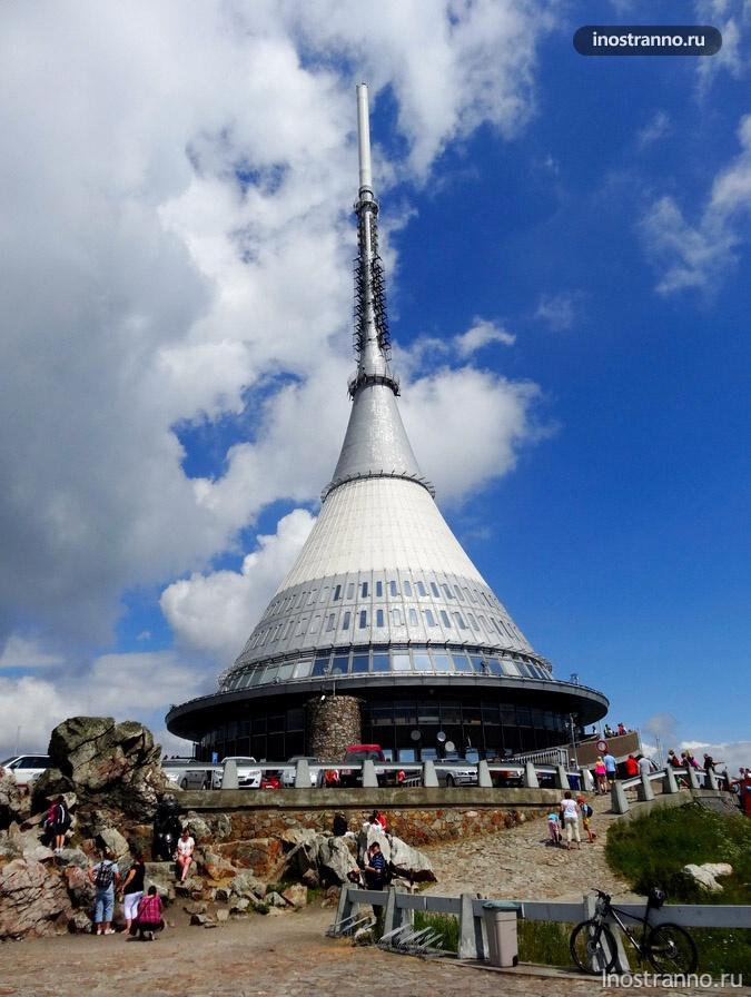 телевизионная башня Йештед