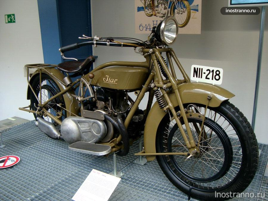 Мотоцикл Itar 710
