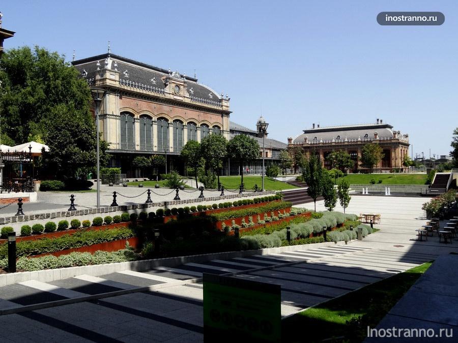 вокзал в Будапеште