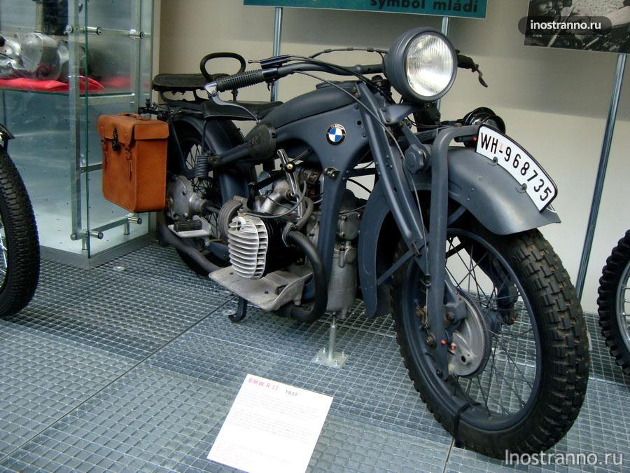Мотоцикл BMW R11