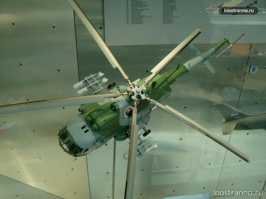 Русский вертолет Mi-17