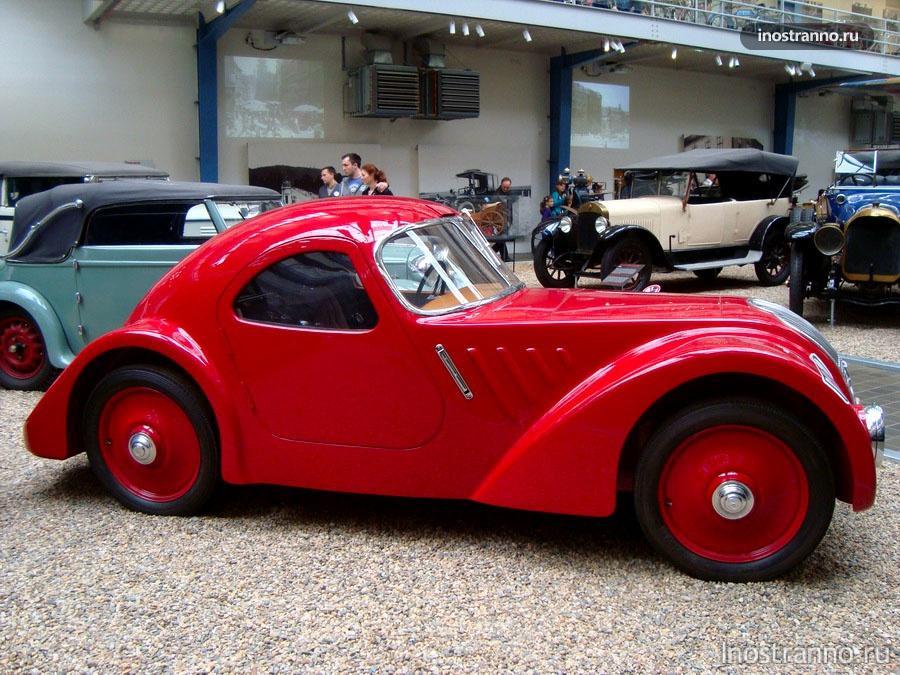 Автомобиль Jawa 750