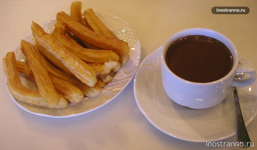 испанский десерт
