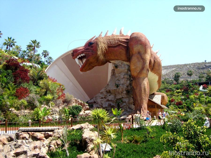дракон - сиам парк