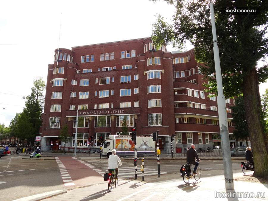 Амстердам — город велосипедов
