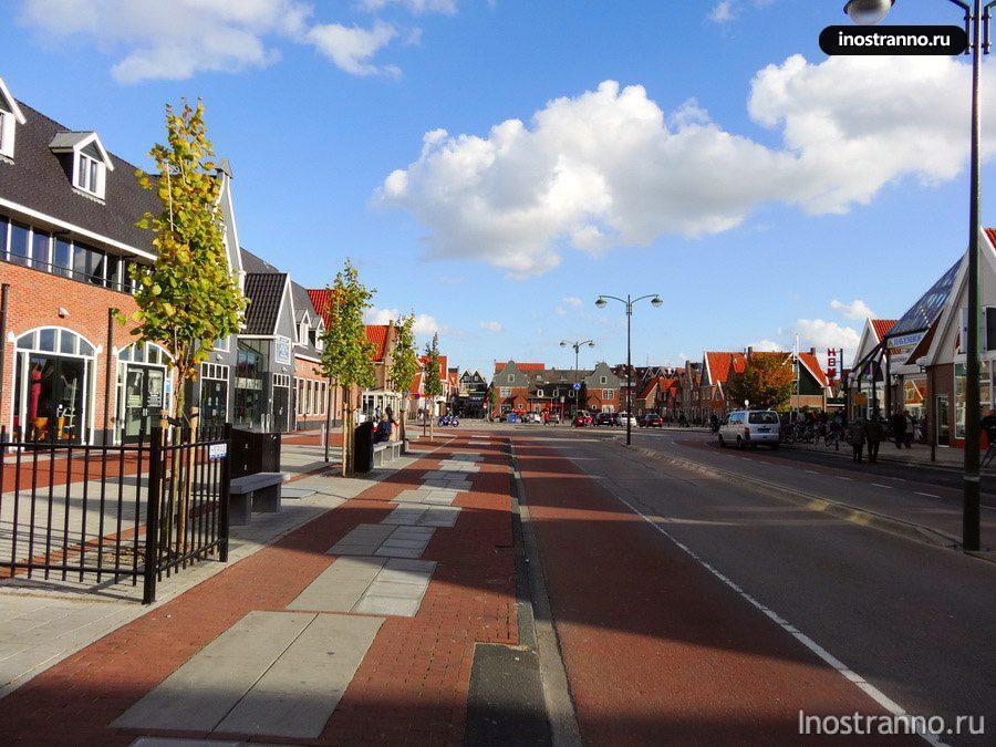 города и курорты - Нидерланды