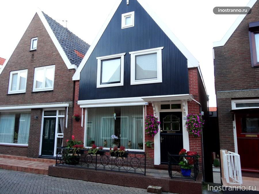 сказочные домики в Нидерландах