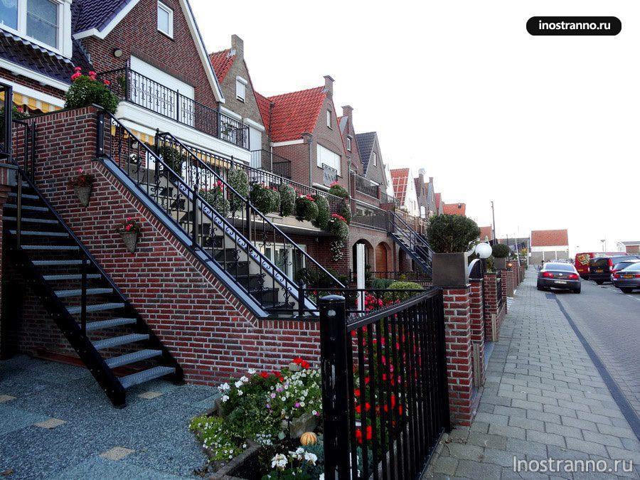 домики из путеводителя - Нидерланды, Волендам