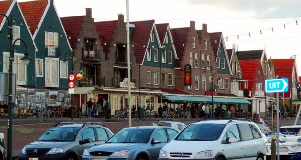 Голландская деревня Волендам