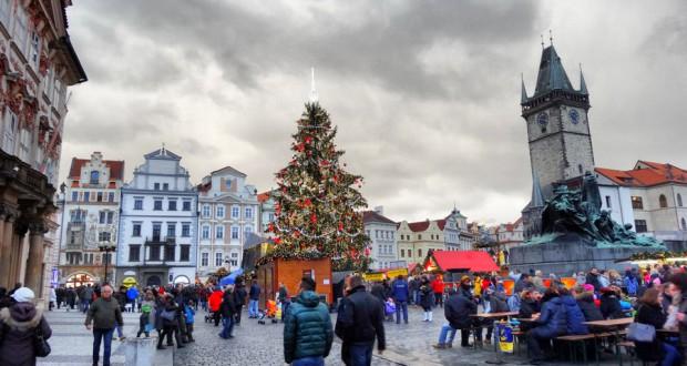 Староместская площадь в Праге: часы, как добраться