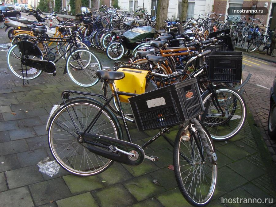 Город велосипедов - Амстердам