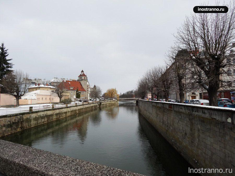 река Морава