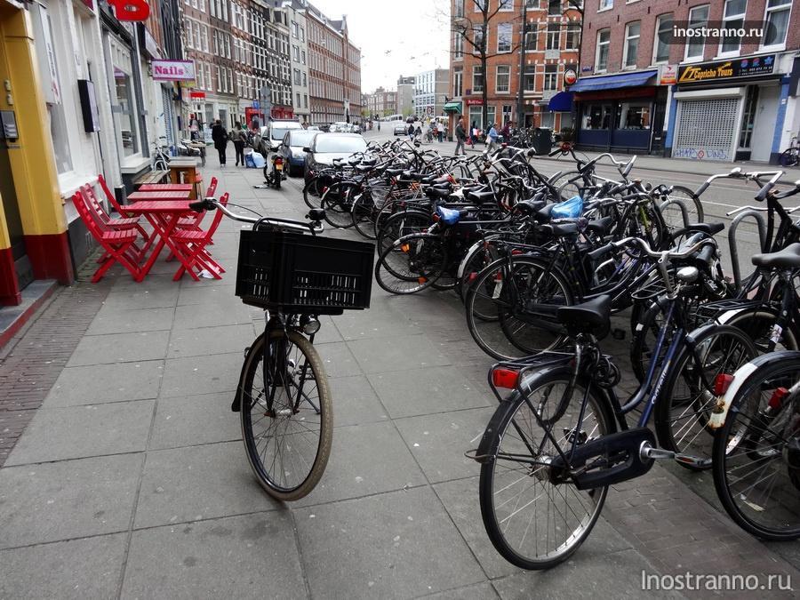 Велосипедная столица
