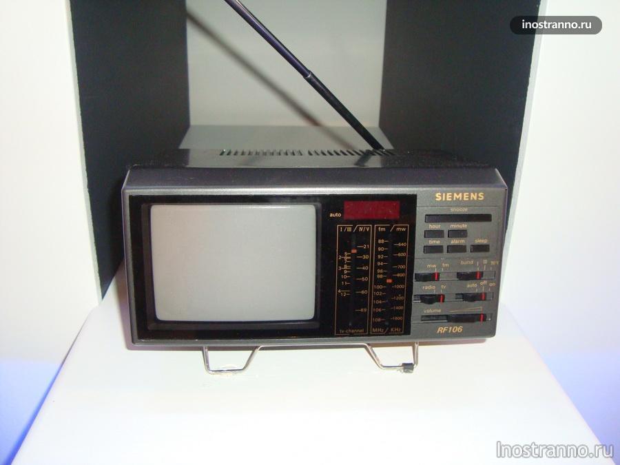 Телевизор Siemens RF106
