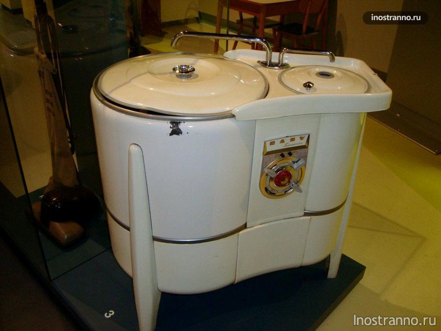Стиральная машина 30ых годов