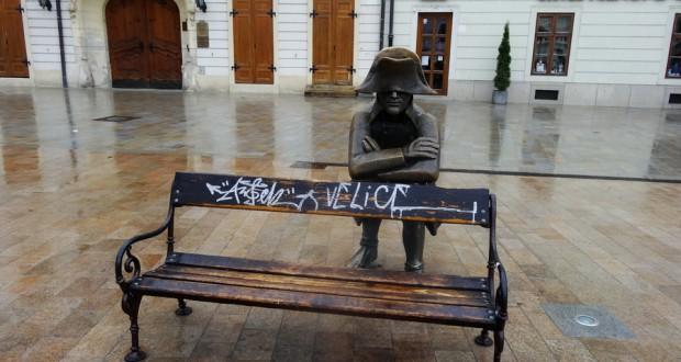 Скульптуры Братиславы