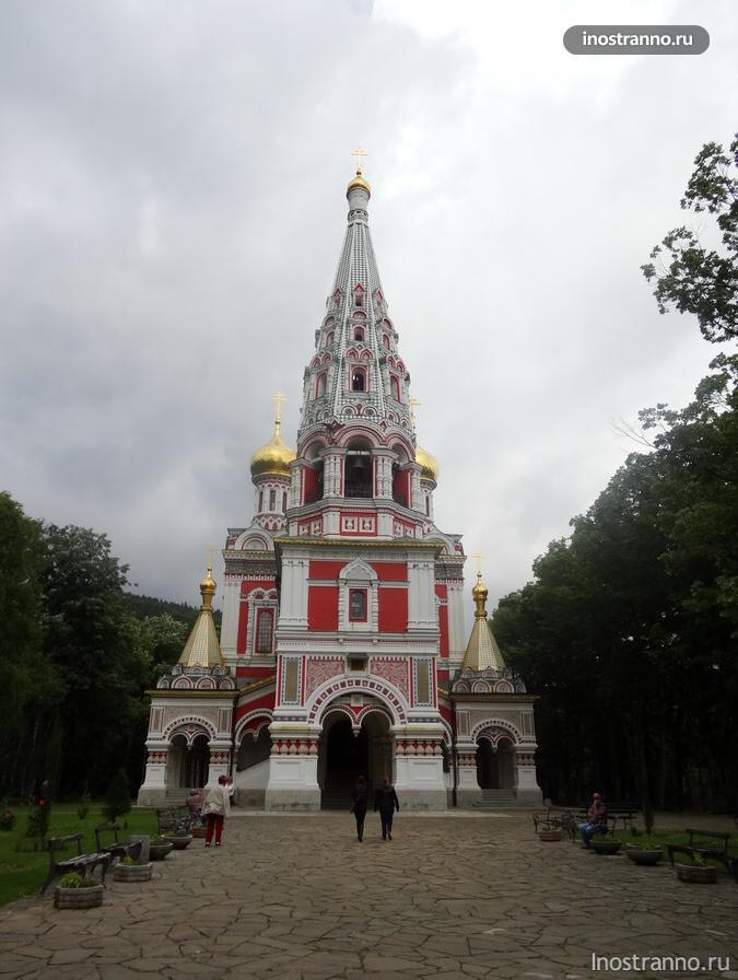 Храм-памятник Рождества Христова