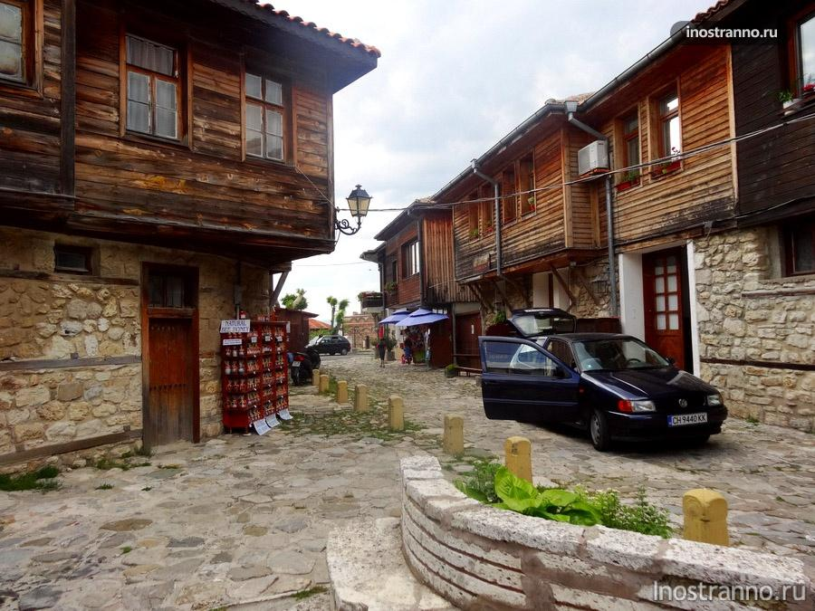 болгарские домики