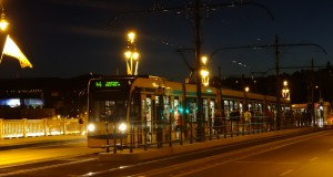 Общественный транспорт в Будапеште