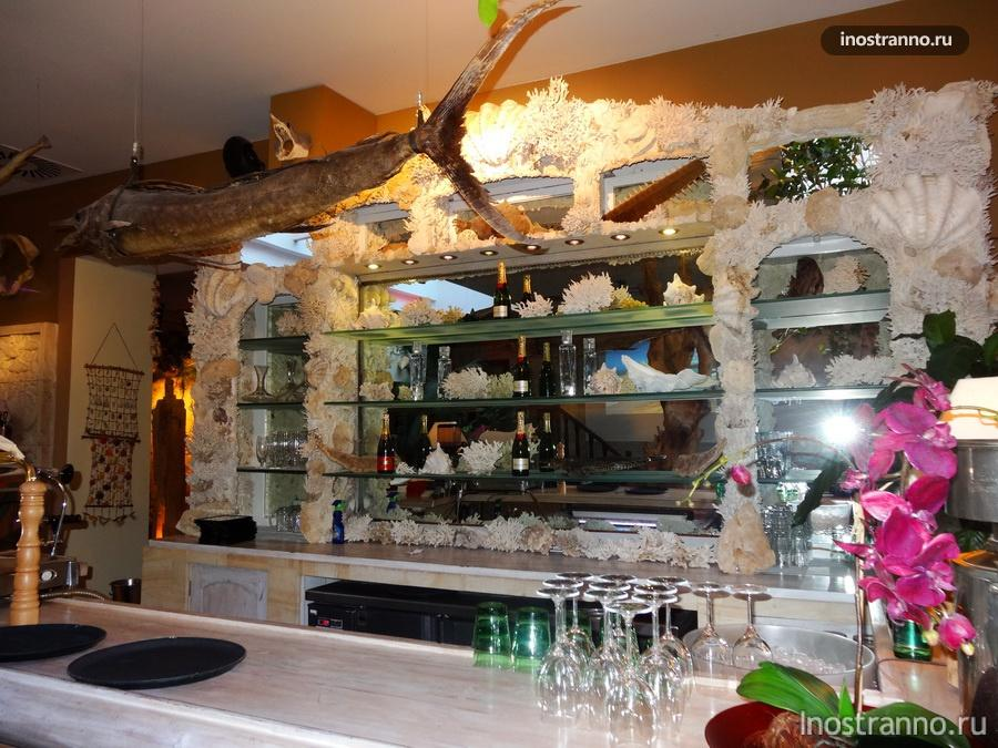 ресторан La casa argentina Прага