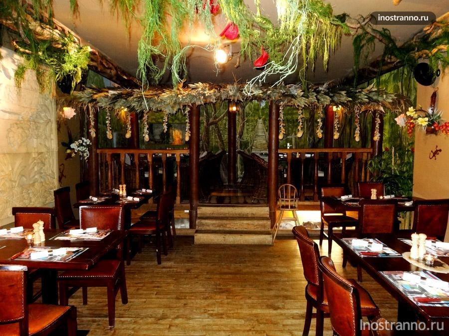 ресторан стейков в Праге