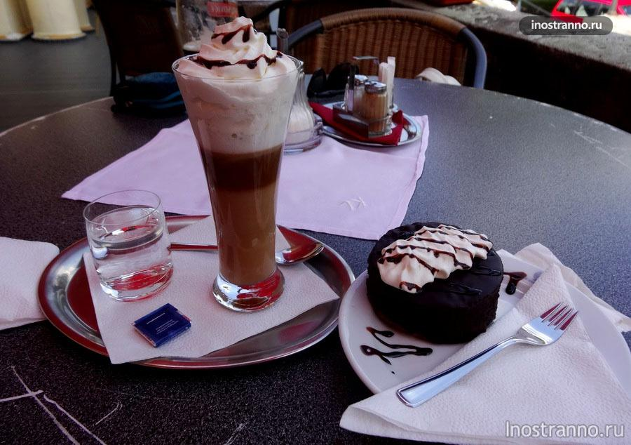 пражские десерты