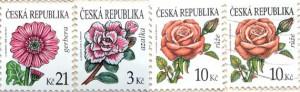 чешские почтовые марки