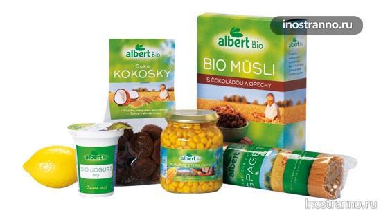 биопродукты в праге