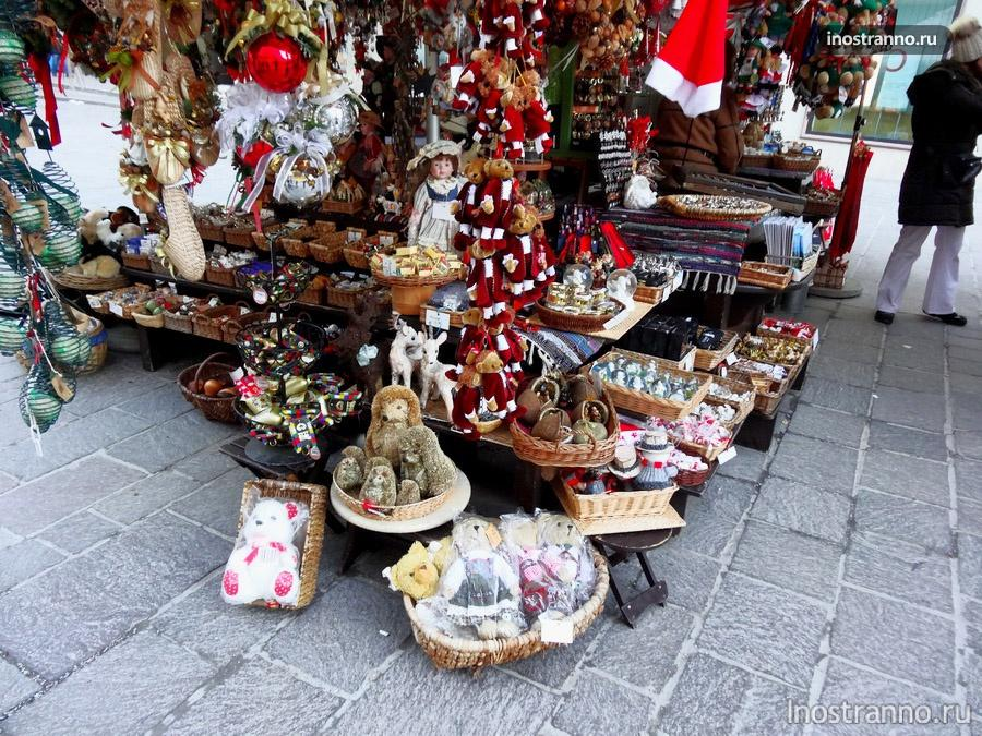 сувениры из Зальцбурга