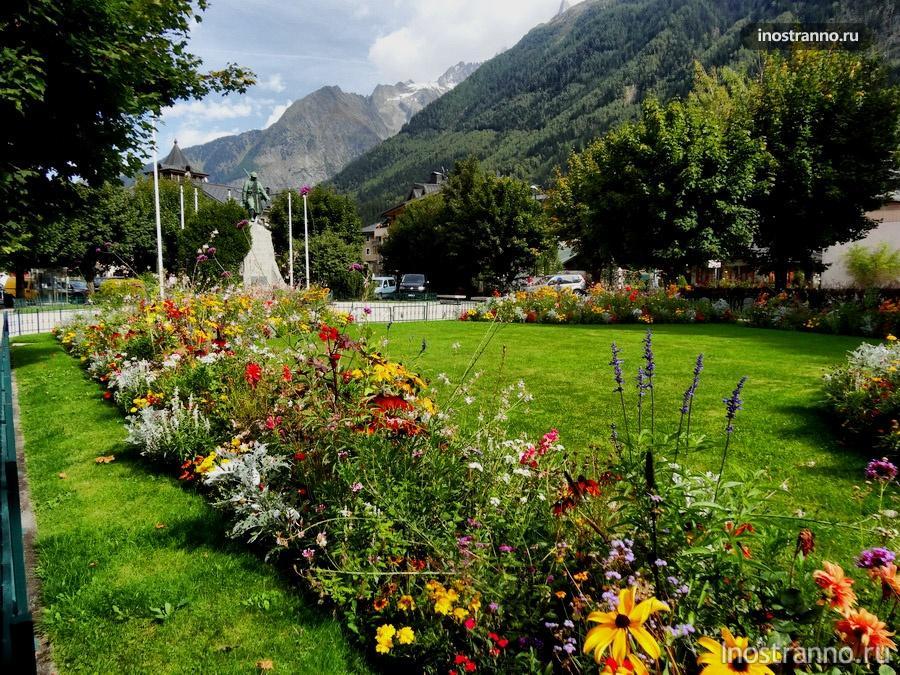 осень в Альпах