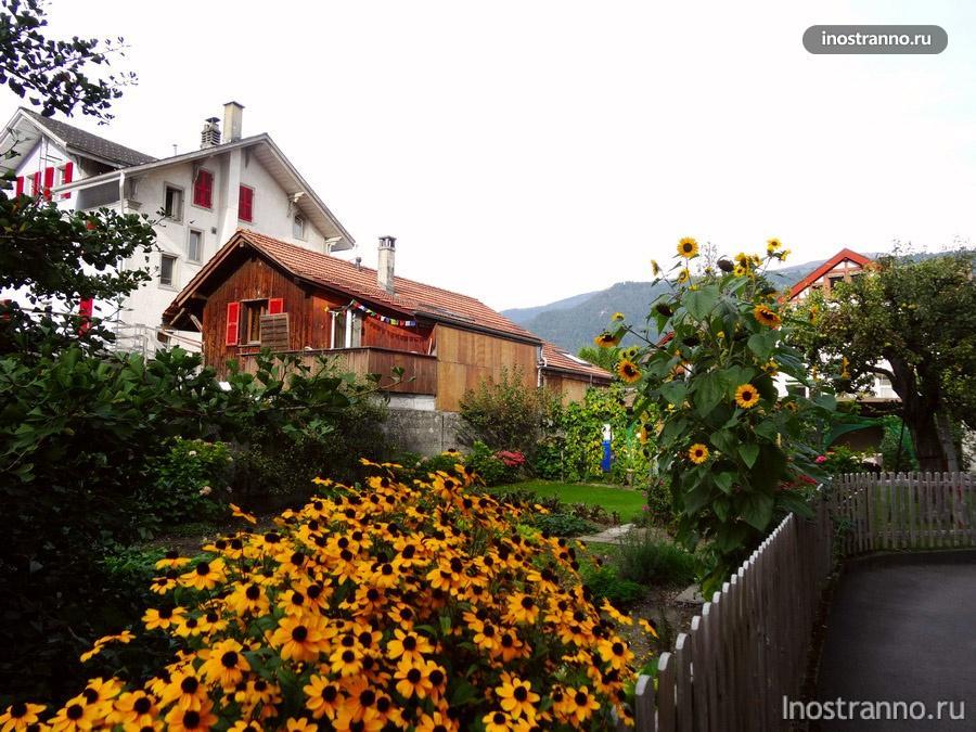 Интерлакен - Швейцария