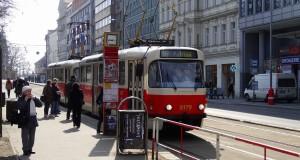 Стоимость проезда в Праге