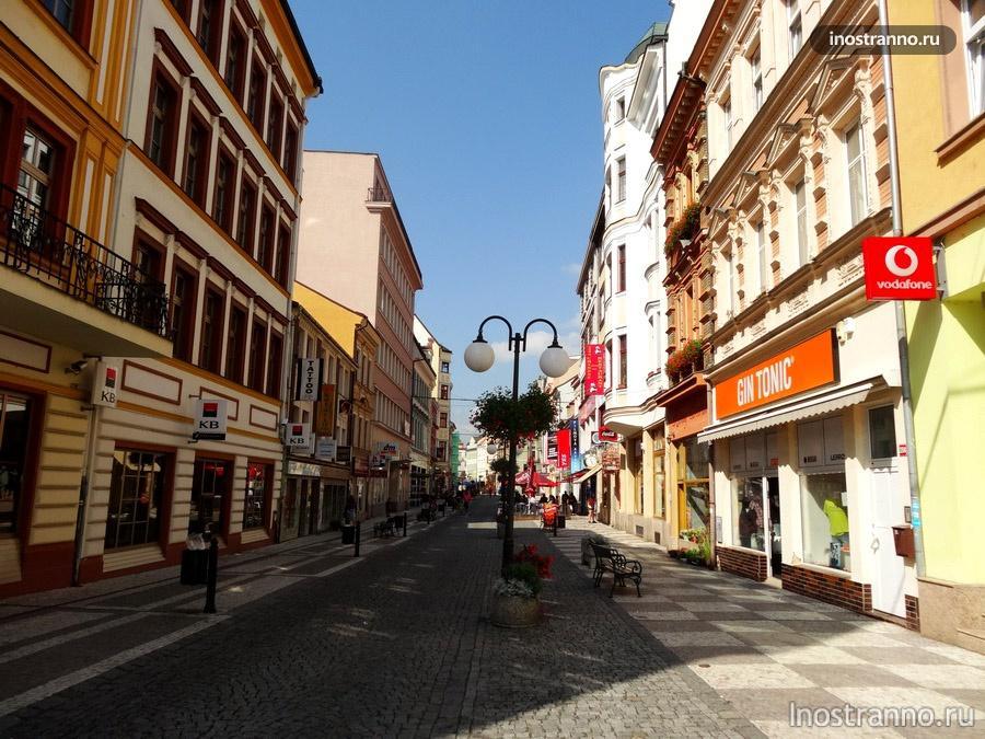 улица в теплице