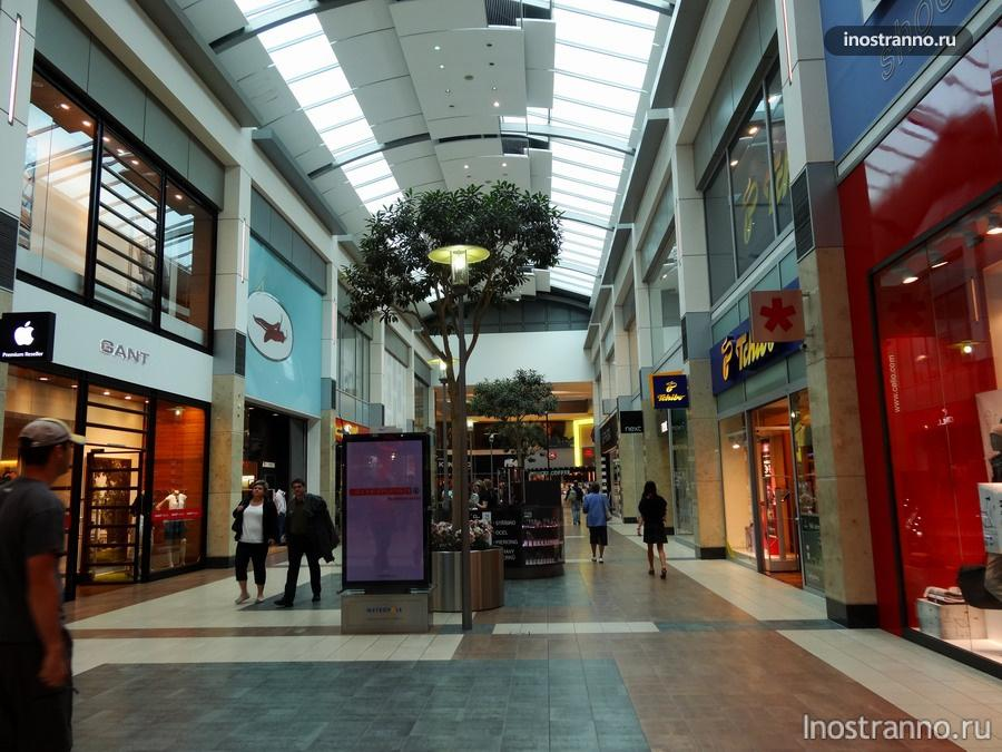 шоппинг центр в праге