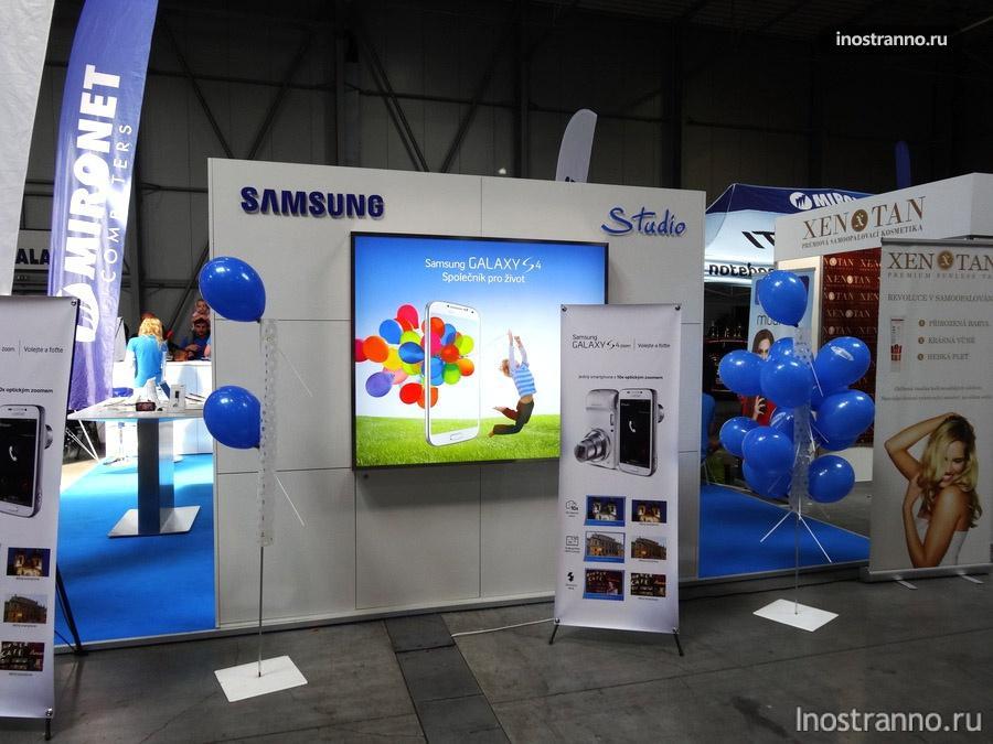 реклама Самсунг
