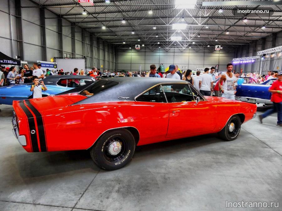 Dodge Charger 1968