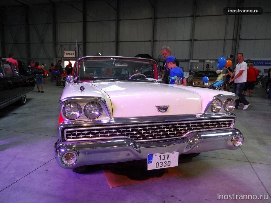 Ford Galaxie Fairlane 500