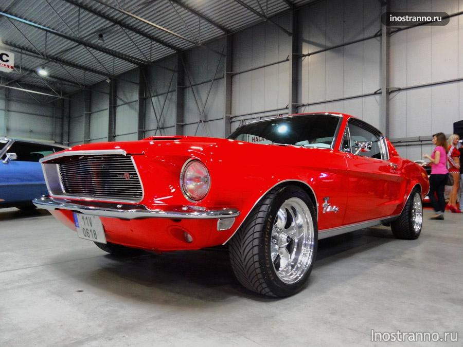 Ford Mustang Fastback 1968 - Pony Car