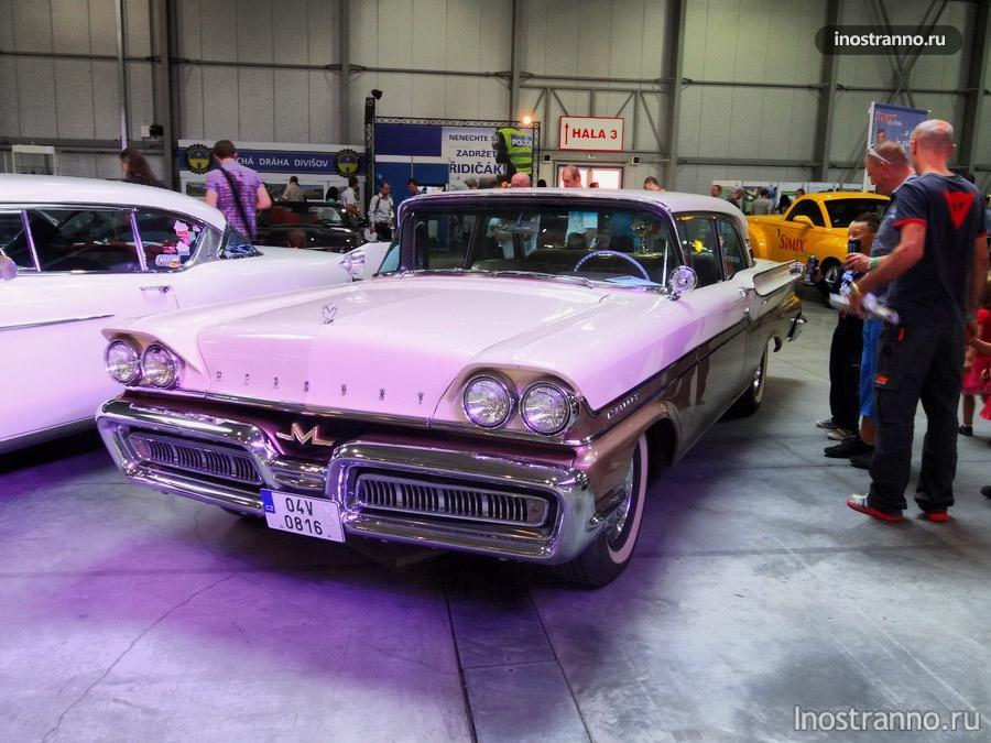Mercury Monterey 1958