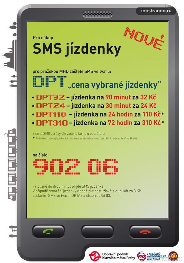 купить билет в Праге