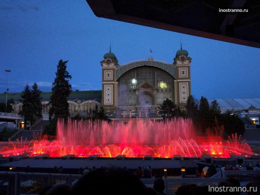 Кржижиковы фонтаны