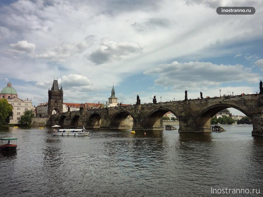 Карлов мост фото