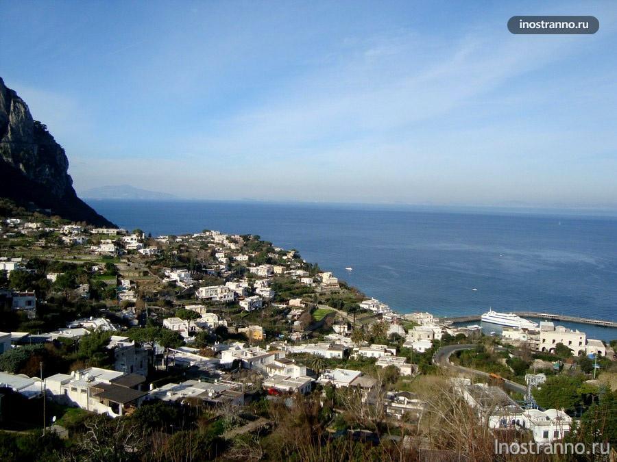 остров Капри - Италия